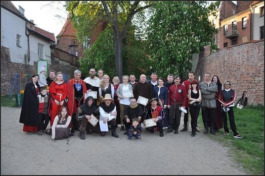 Turniej na zamku w Toruniu 2015